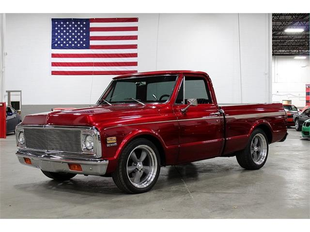Picture of '72 C10 - P4RC