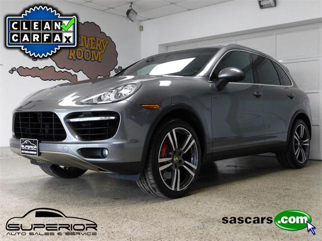 Picture of '11 Porsche Cayenne - $40,990.00 Offered by  - P4RI