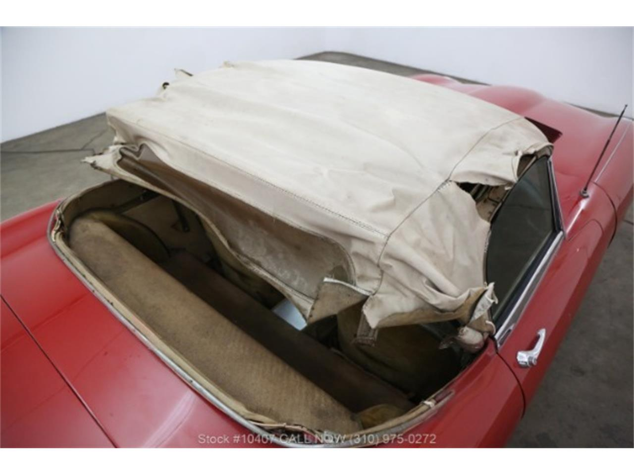 Large Picture of 1961 XKE located in Beverly Hills California - $119,500.00 Offered by Beverly Hills Car Club - P4RS