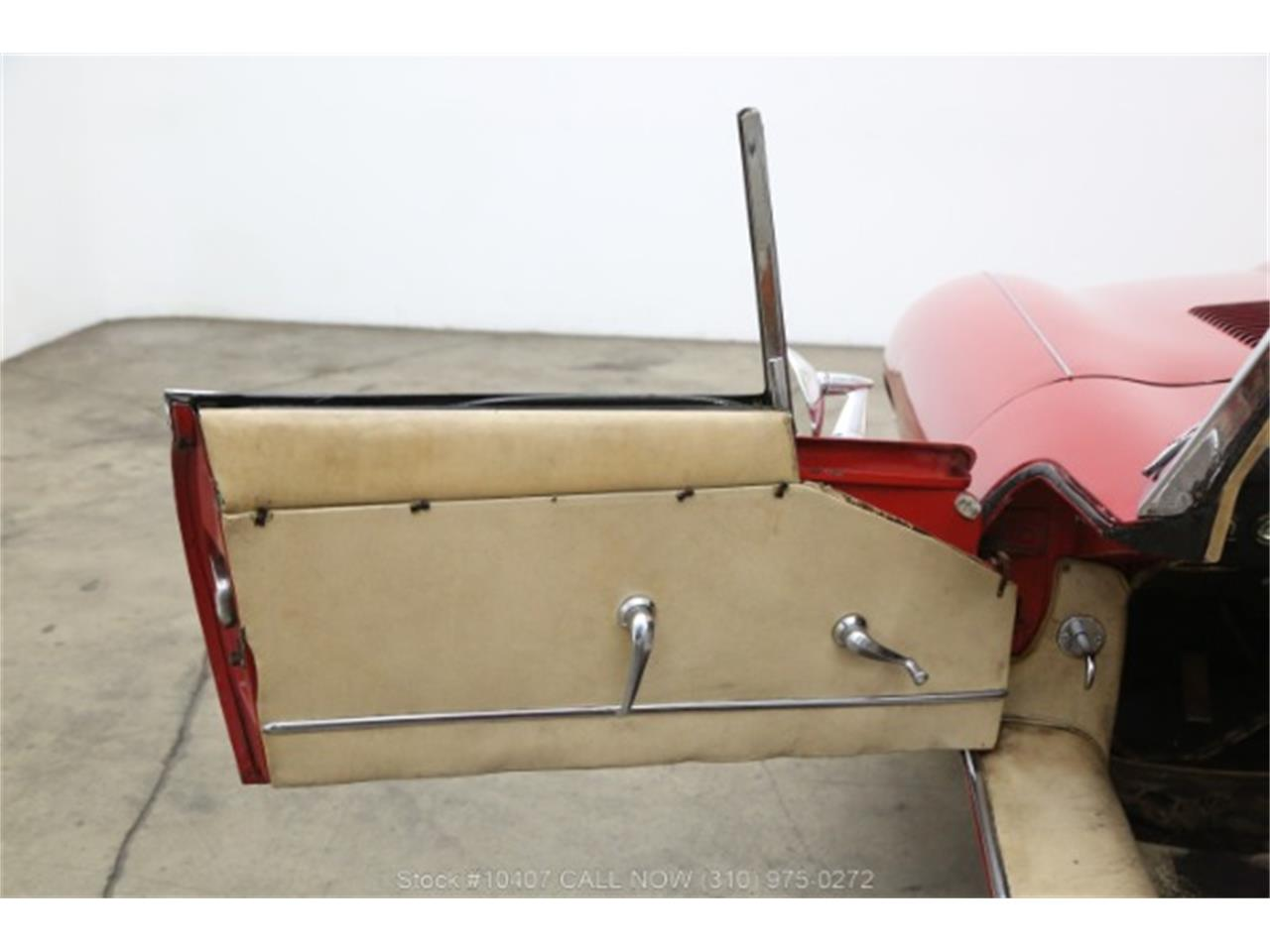 Large Picture of '61 XKE located in California Offered by Beverly Hills Car Club - P4RS