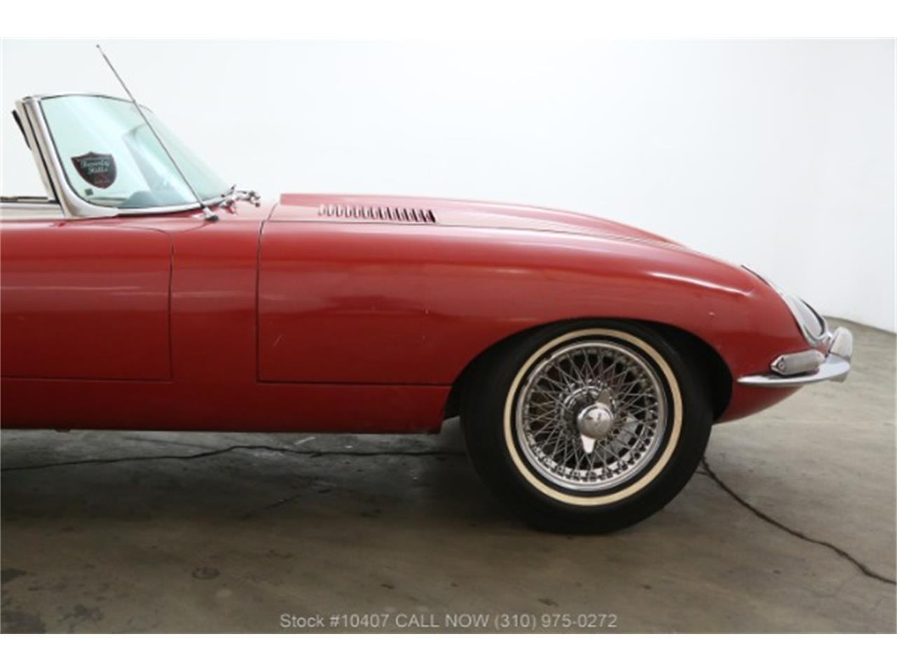 Large Picture of '61 Jaguar XKE located in California - $119,500.00 - P4RS