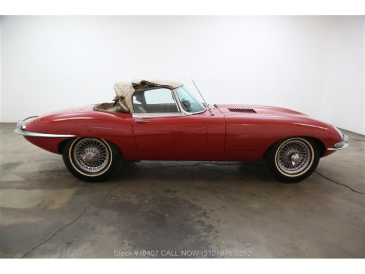Large Picture of '61 XKE located in California - $119,500.00 Offered by Beverly Hills Car Club - P4RS