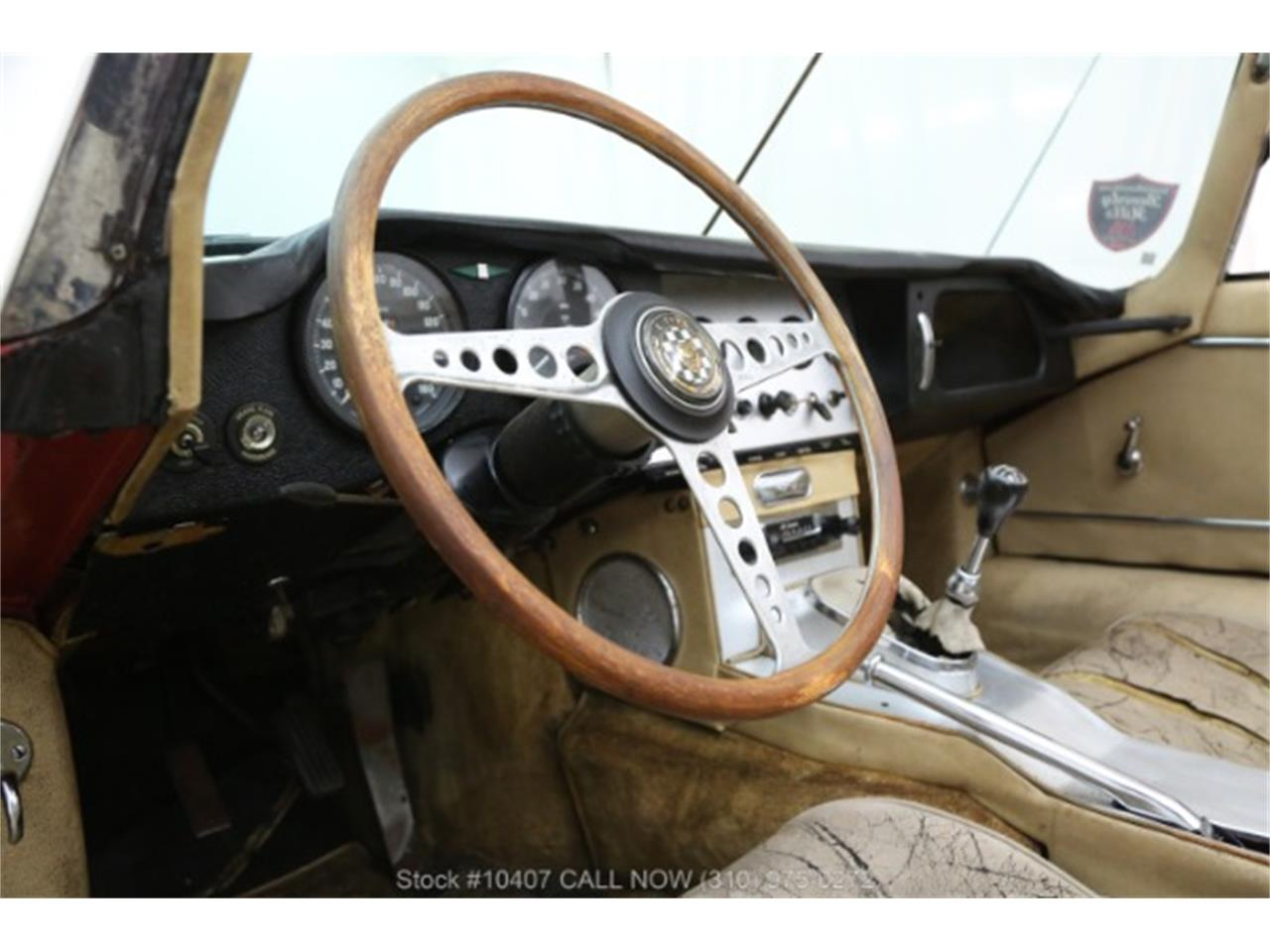 Large Picture of 1961 XKE - $119,500.00 Offered by Beverly Hills Car Club - P4RS