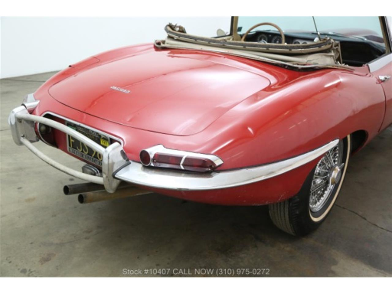 Large Picture of '61 XKE located in Beverly Hills California - $119,500.00 - P4RS