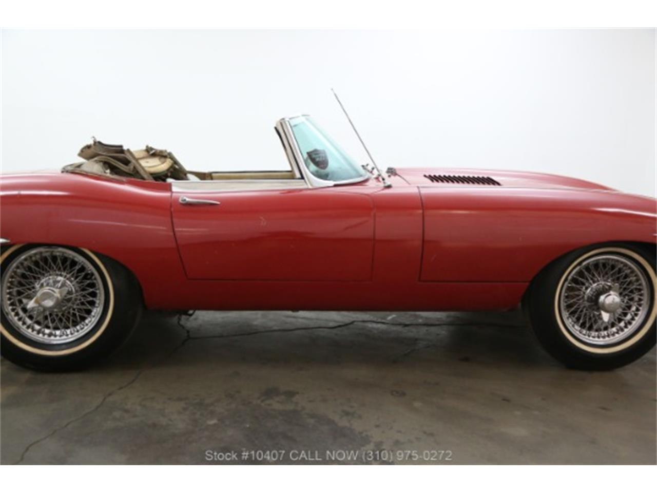 Large Picture of '61 Jaguar XKE located in California Offered by Beverly Hills Car Club - P4RS