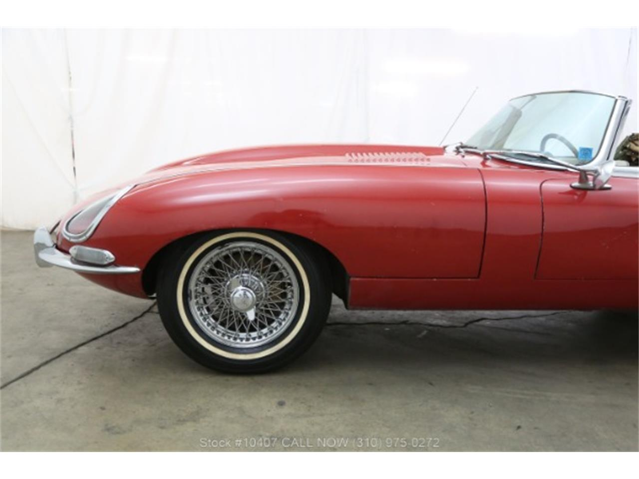 Large Picture of Classic 1961 Jaguar XKE located in Beverly Hills California - $119,500.00 - P4RS