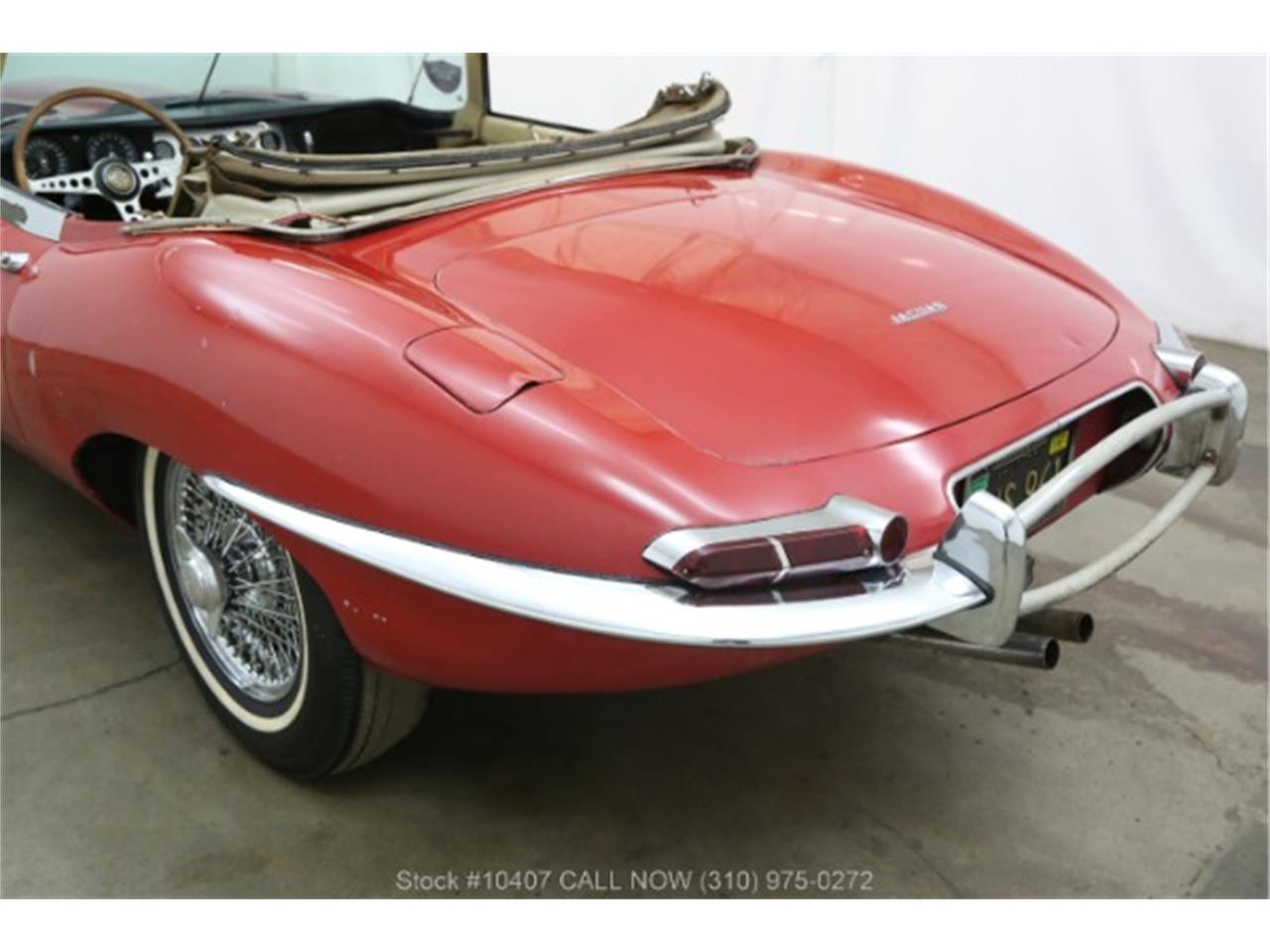 Large Picture of Classic 1961 Jaguar XKE located in Beverly Hills California Offered by Beverly Hills Car Club - P4RS