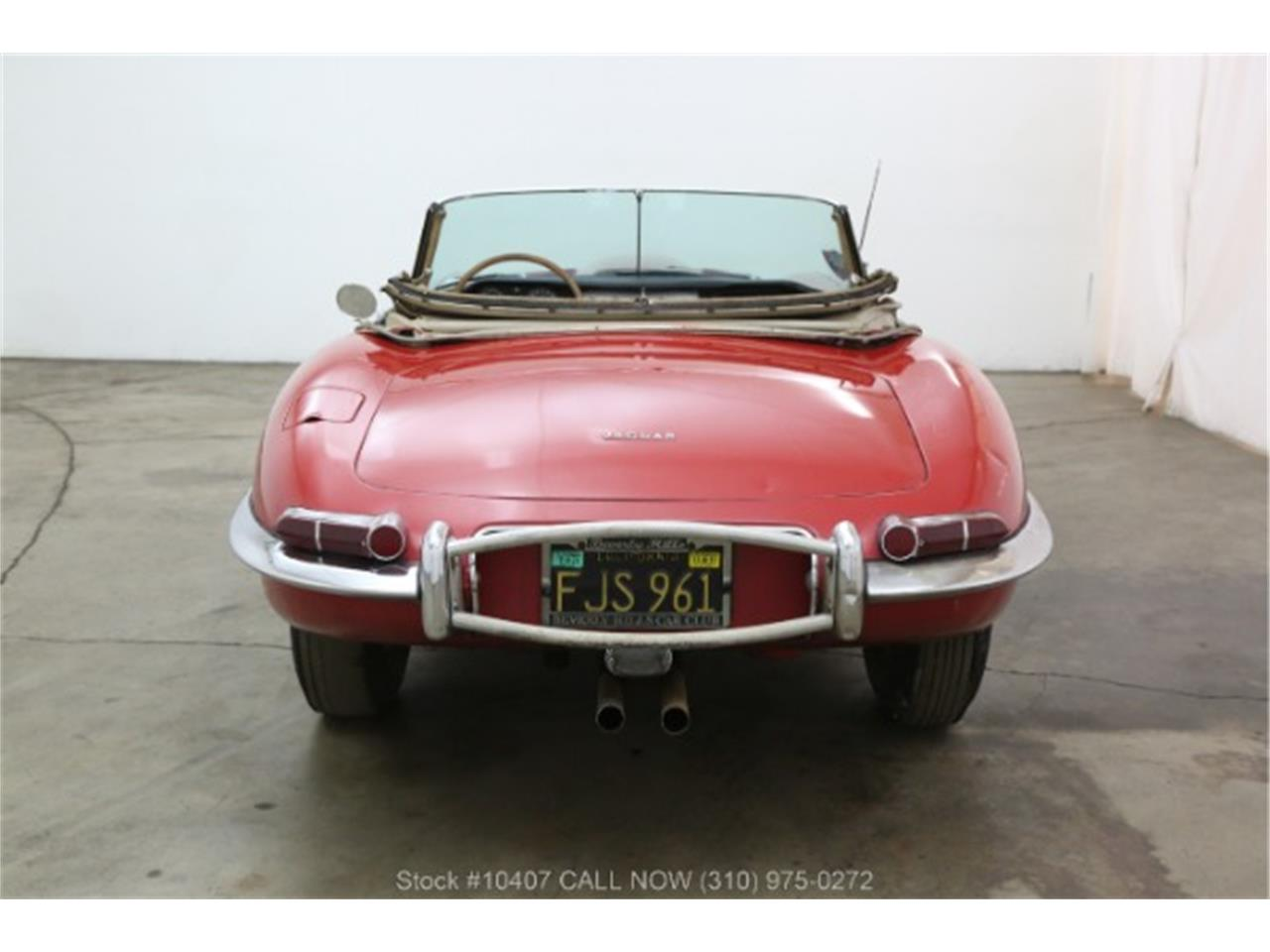 Large Picture of '61 XKE located in California - P4RS