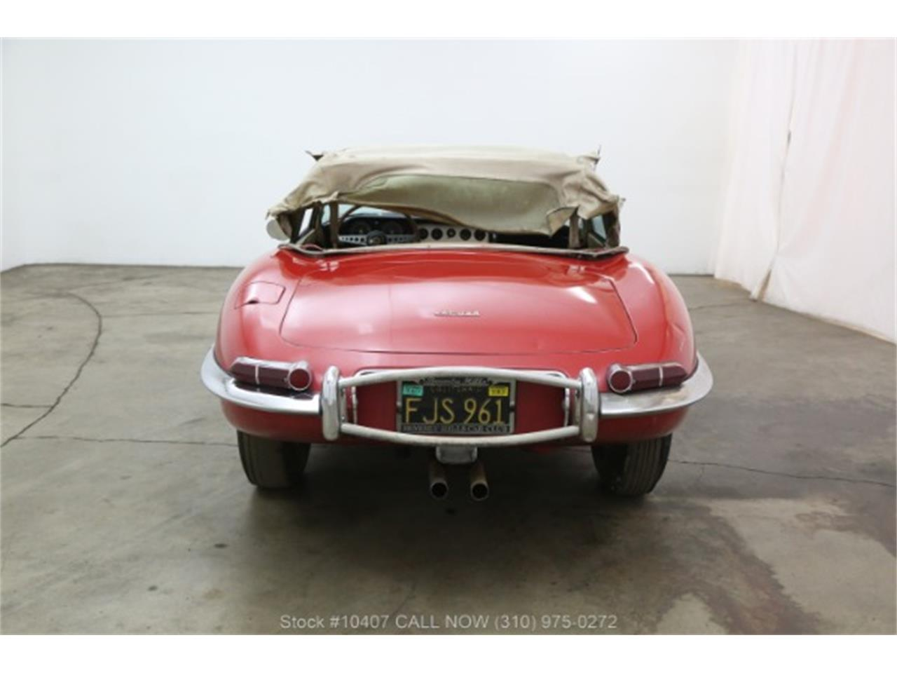 Large Picture of Classic '61 XKE located in California - $119,500.00 Offered by Beverly Hills Car Club - P4RS