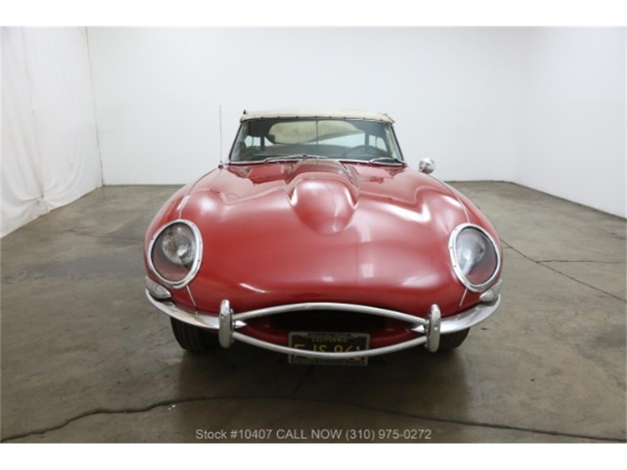 Large Picture of '61 Jaguar XKE located in Beverly Hills California - $119,500.00 Offered by Beverly Hills Car Club - P4RS