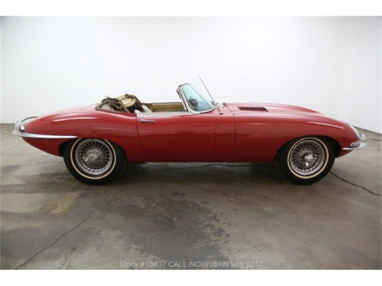 Large Picture of Classic '61 Jaguar XKE located in Beverly Hills California Offered by Beverly Hills Car Club - P4RS