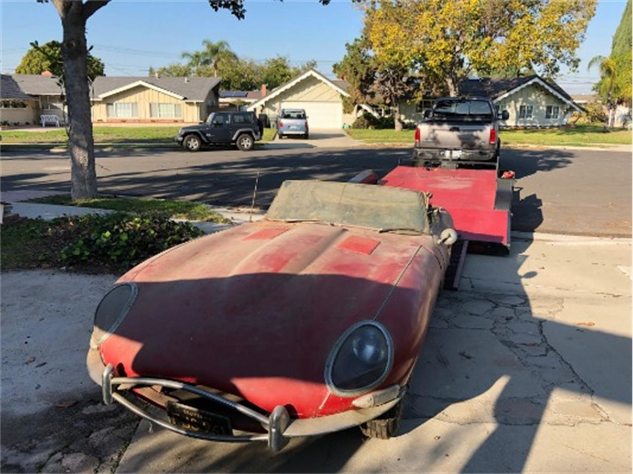 Large Picture of Classic 1961 XKE located in California - $119,500.00 Offered by Beverly Hills Car Club - P4RS