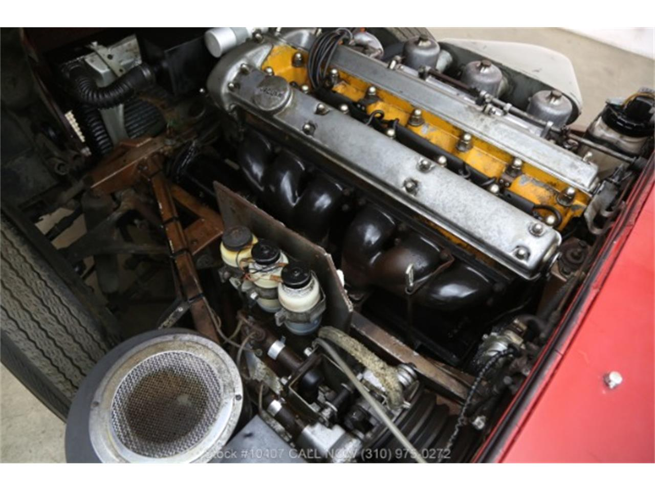 Large Picture of Classic 1961 Jaguar XKE - $119,500.00 - P4RS