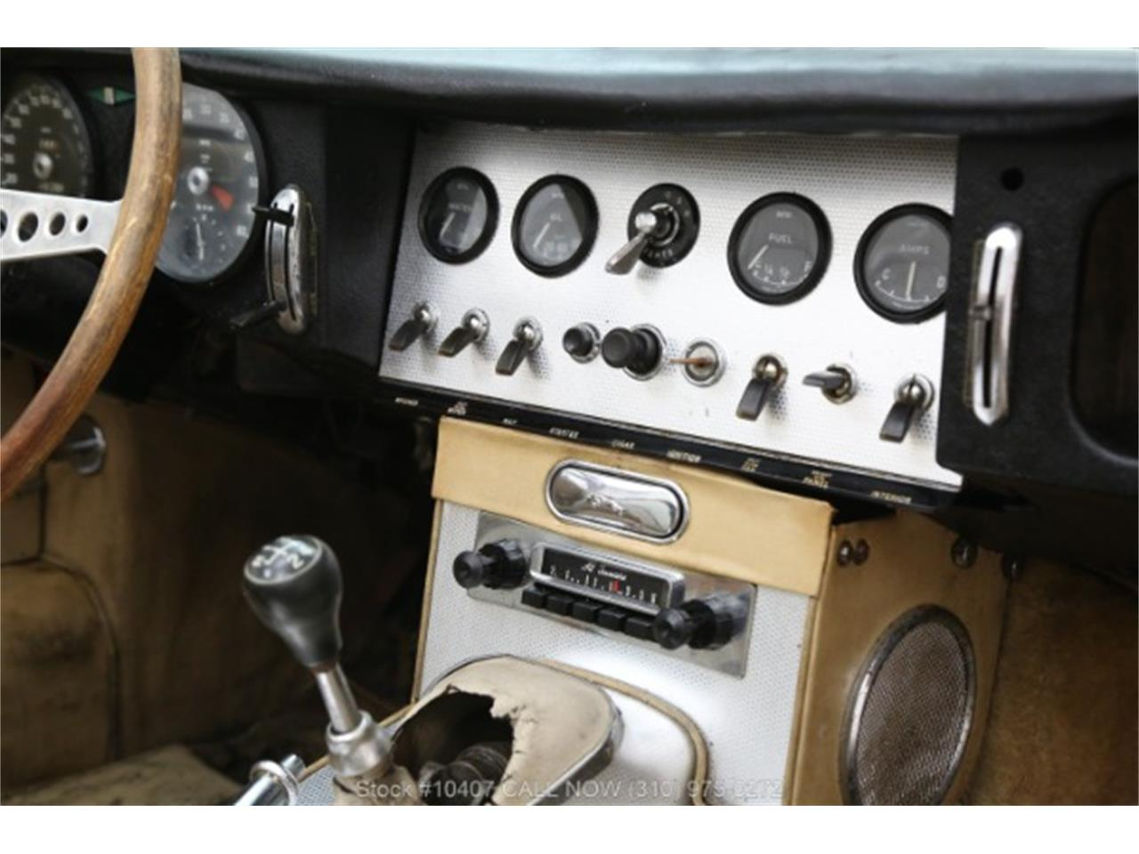 Large Picture of '61 XKE - P4RS