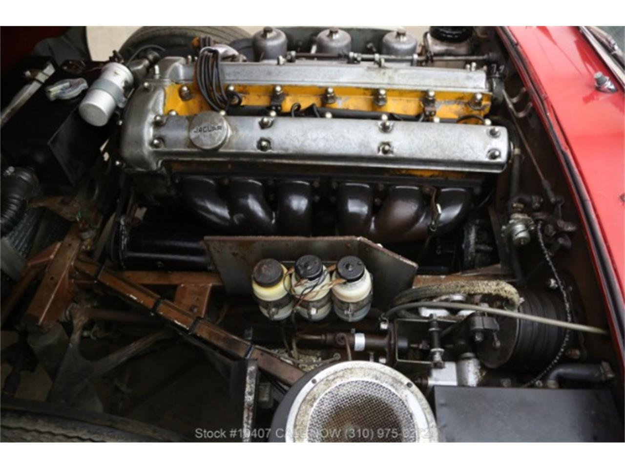 Large Picture of 1961 XKE located in California Offered by Beverly Hills Car Club - P4RS