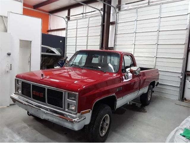 Picture of '87 Sierra - P4S0