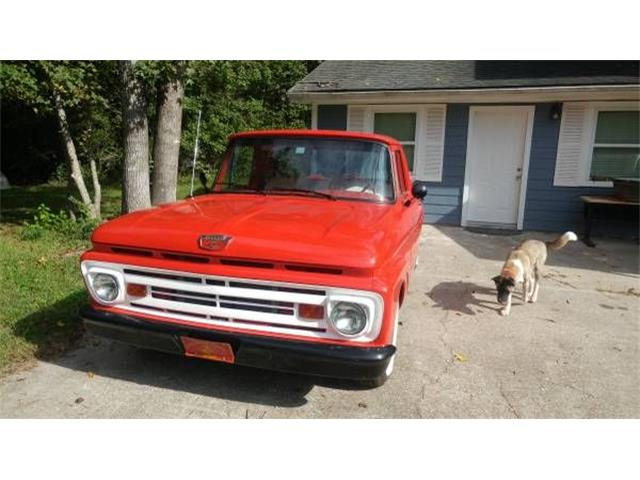 Picture of Classic '62 F100 located in Michigan - $23,995.00 Offered by  - P4SC