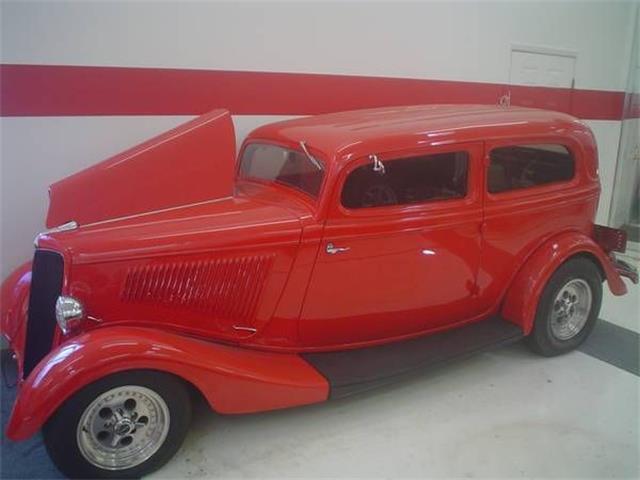 Picture of 1934 Tudor located in Cadillac Michigan - P4SG