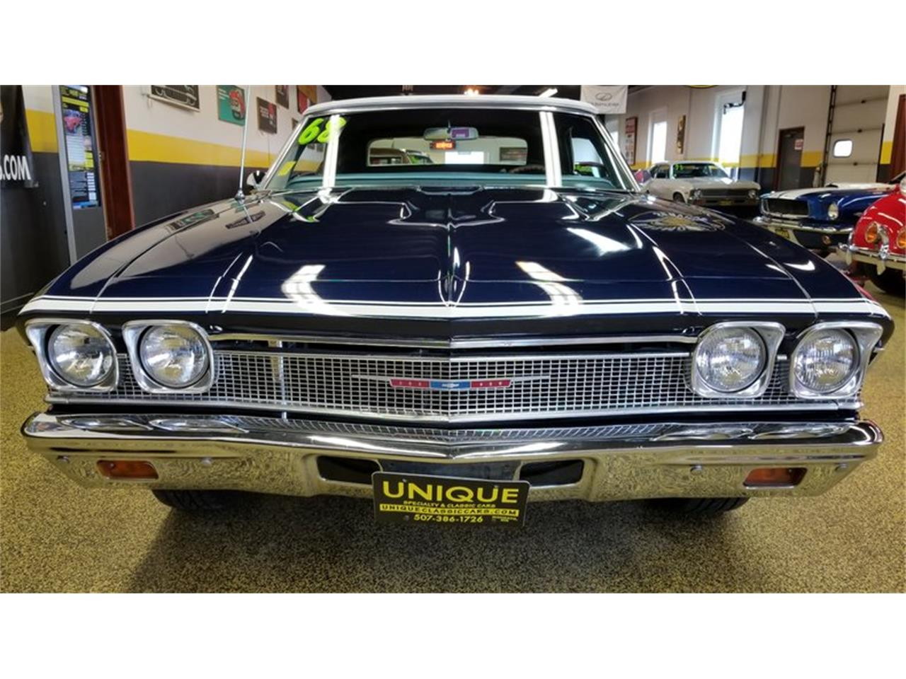 Large Picture of 1968 Chevrolet Chevelle - P4SY