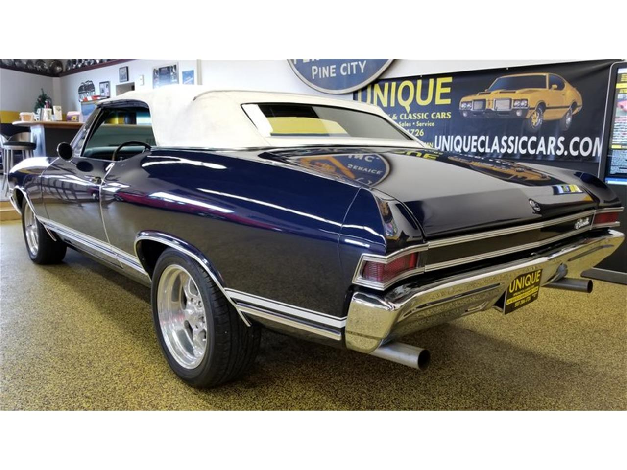 Large Picture of '68 Chevrolet Chevelle Offered by Unique Specialty And Classics - P4SY