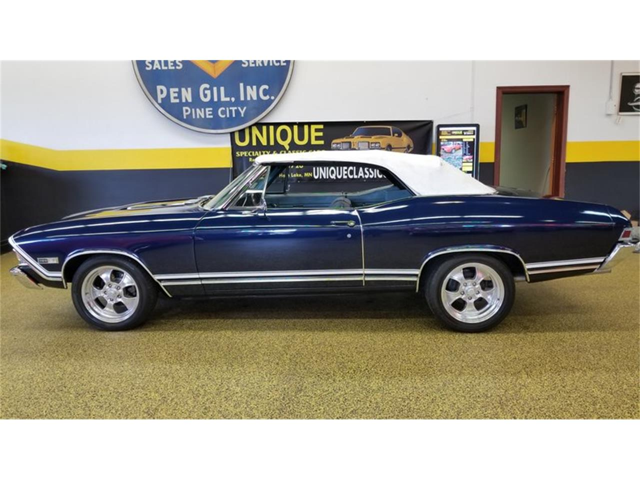 Large Picture of 1968 Chevrolet Chevelle Offered by Unique Specialty And Classics - P4SY