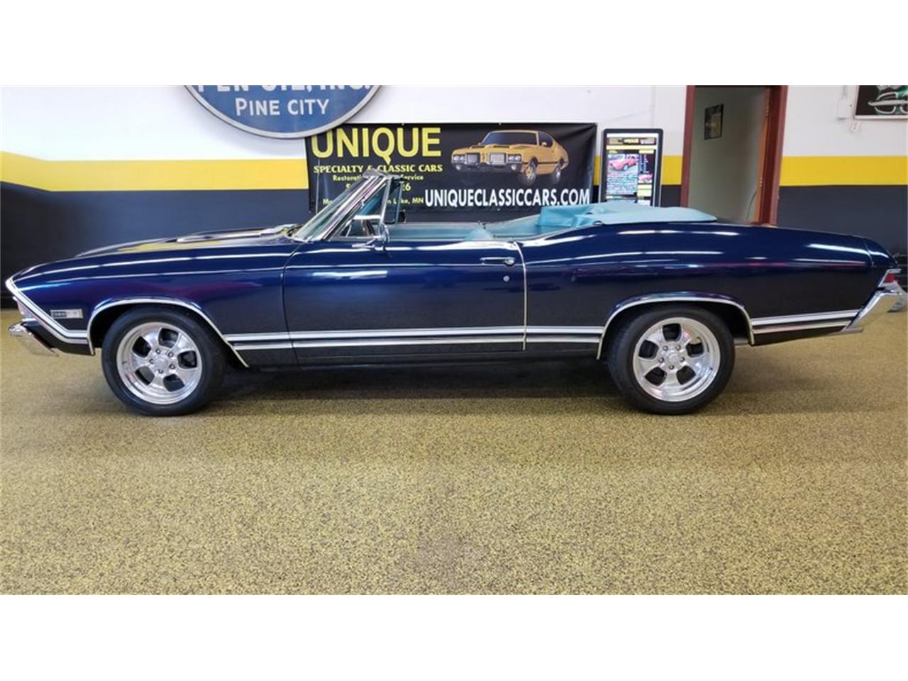 Large Picture of Classic 1968 Chevrolet Chevelle - P4SY