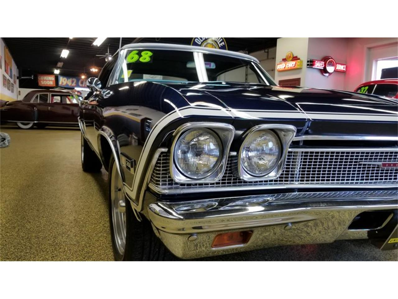 Large Picture of Classic 1968 Chevrolet Chevelle located in Minnesota - P4SY