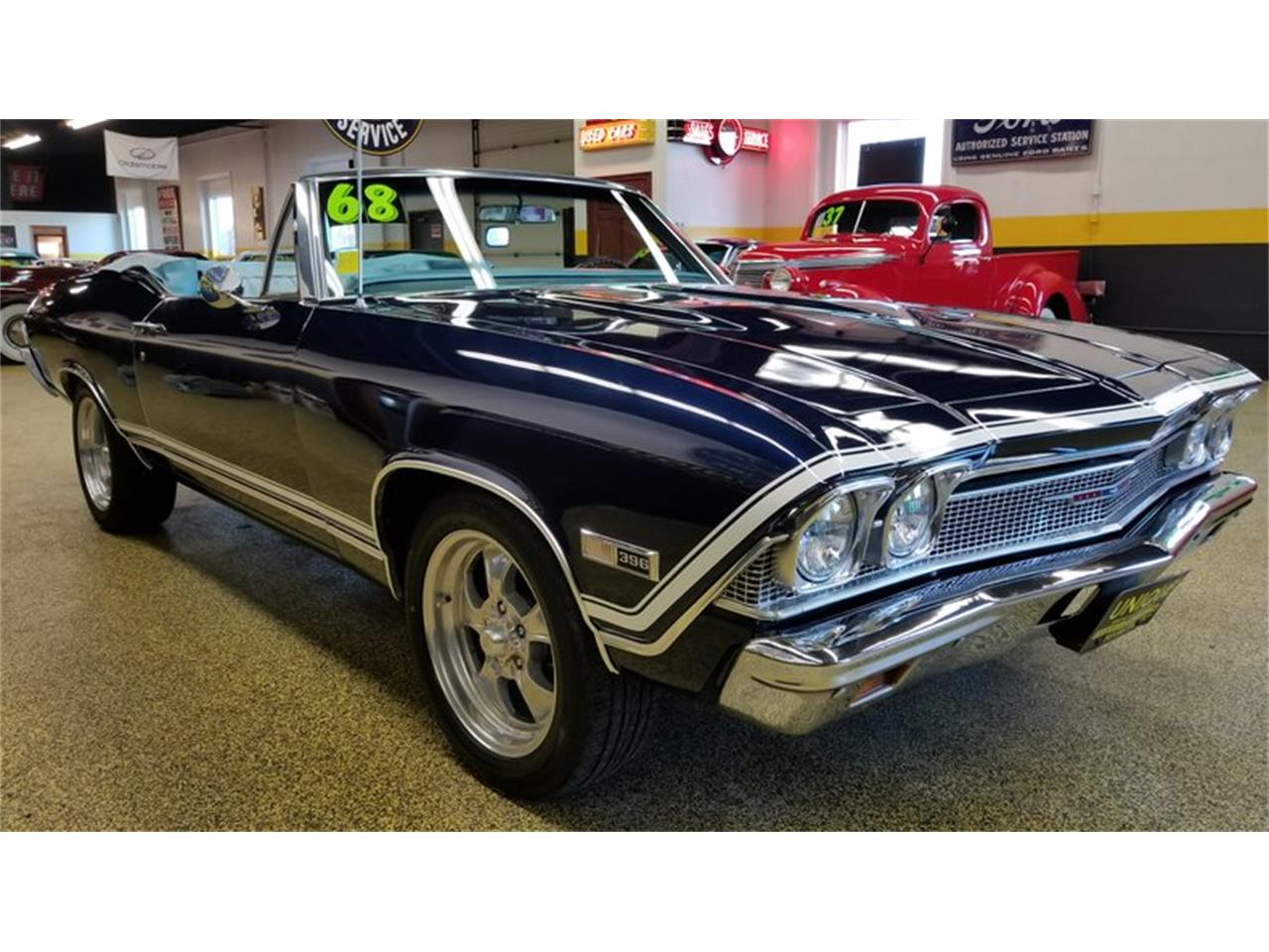 Large Picture of Classic '68 Chevelle - P4SY