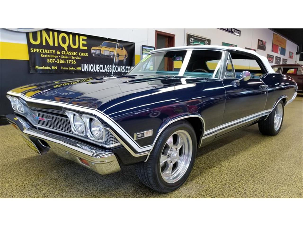Large Picture of Classic 1968 Chevrolet Chevelle located in Mankato Minnesota Offered by Unique Specialty And Classics - P4SY
