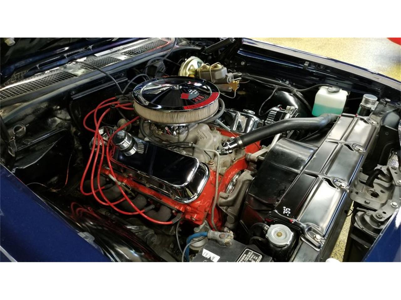 Large Picture of '68 Chevrolet Chevelle located in Minnesota Offered by Unique Specialty And Classics - P4SY