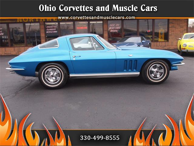Picture of Classic 1966 Corvette located in Ohio Offered by  - P4T2