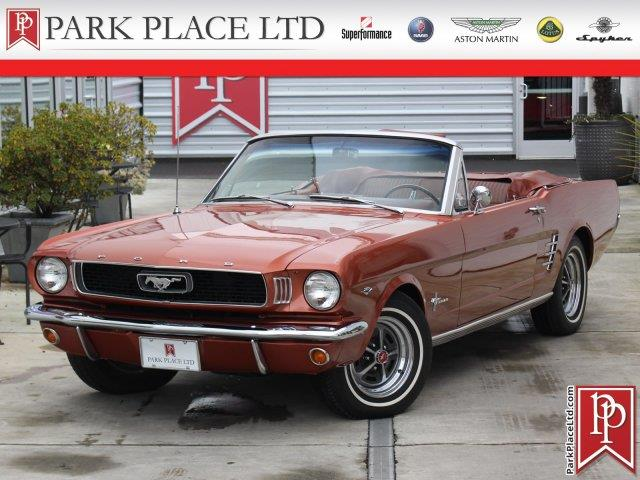 Picture of '66 Ford Mustang - $47,950.00 Offered by  - P4T5