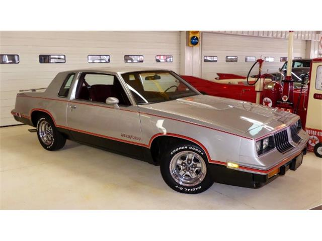 Picture of '84 Cutlass located in Columbus Ohio Offered by  - P4T8