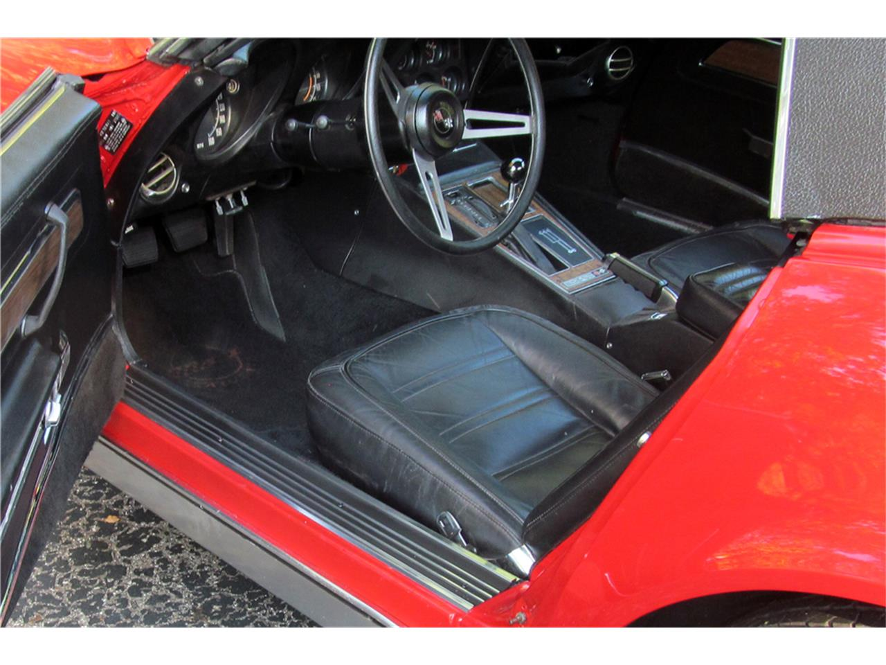 Large Picture of Classic '72 Corvette Offered by Barrett-Jackson Auctions - P2ZC