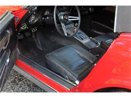 Picture of '72 Chevrolet Corvette Auction Vehicle Offered by Barrett-Jackson Auctions - P2ZC