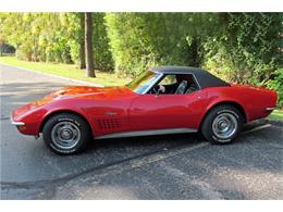 Picture of Classic 1972 Corvette Offered by Barrett-Jackson Auctions - P2ZC