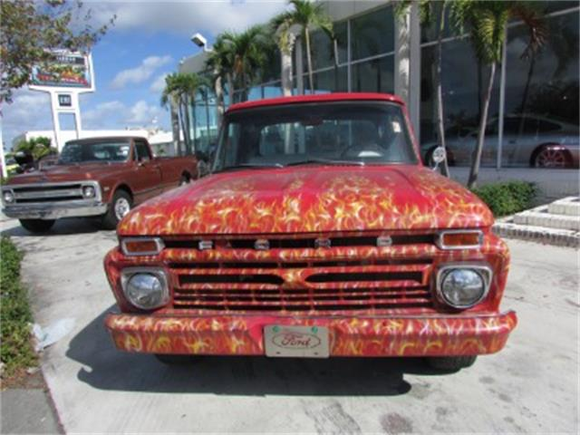 Picture of Classic '64 Ford Pickup located in Miami Florida - P4TU