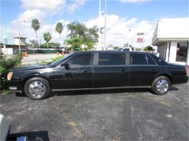 Picture of '02 Limousine - P4TV