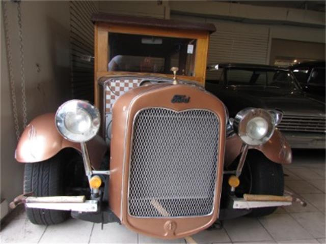 Picture of '27 Woody Wagon - P4TX