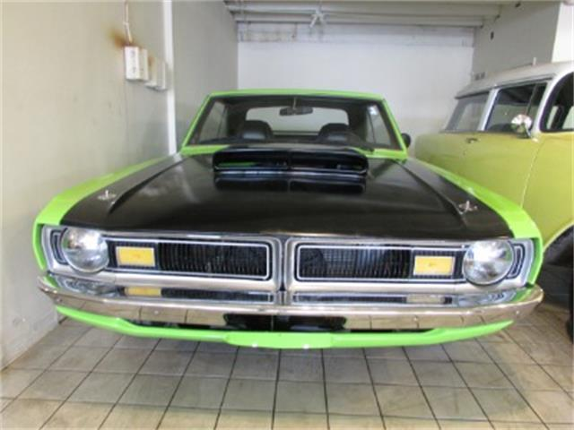 Picture of '72 Duster - P4U4