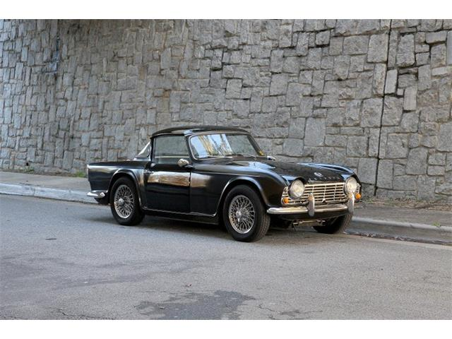 Picture of '63 TR4 - P4V0