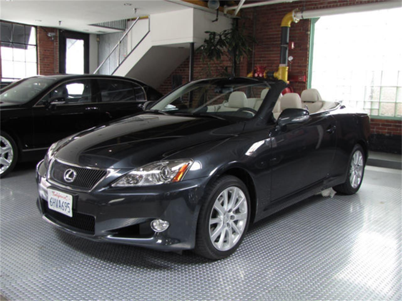 2010 lexus is250 for sale | classiccars | cc-1172702