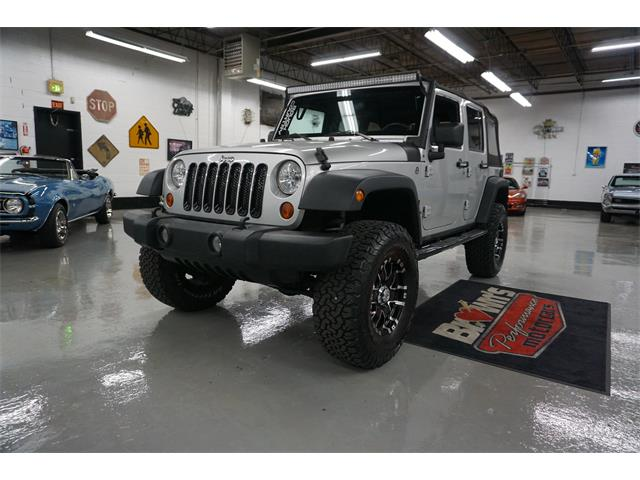 Picture of '09 Wrangler - P4VD