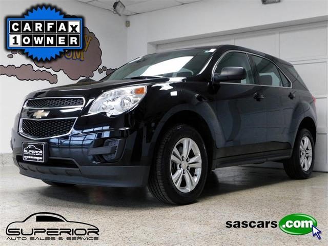 Picture of 2015 Equinox Offered by  - P4VP
