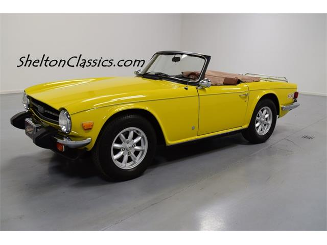 Picture of 1976 Triumph TR6 located in Mooresville North Carolina Offered by  - P4VV