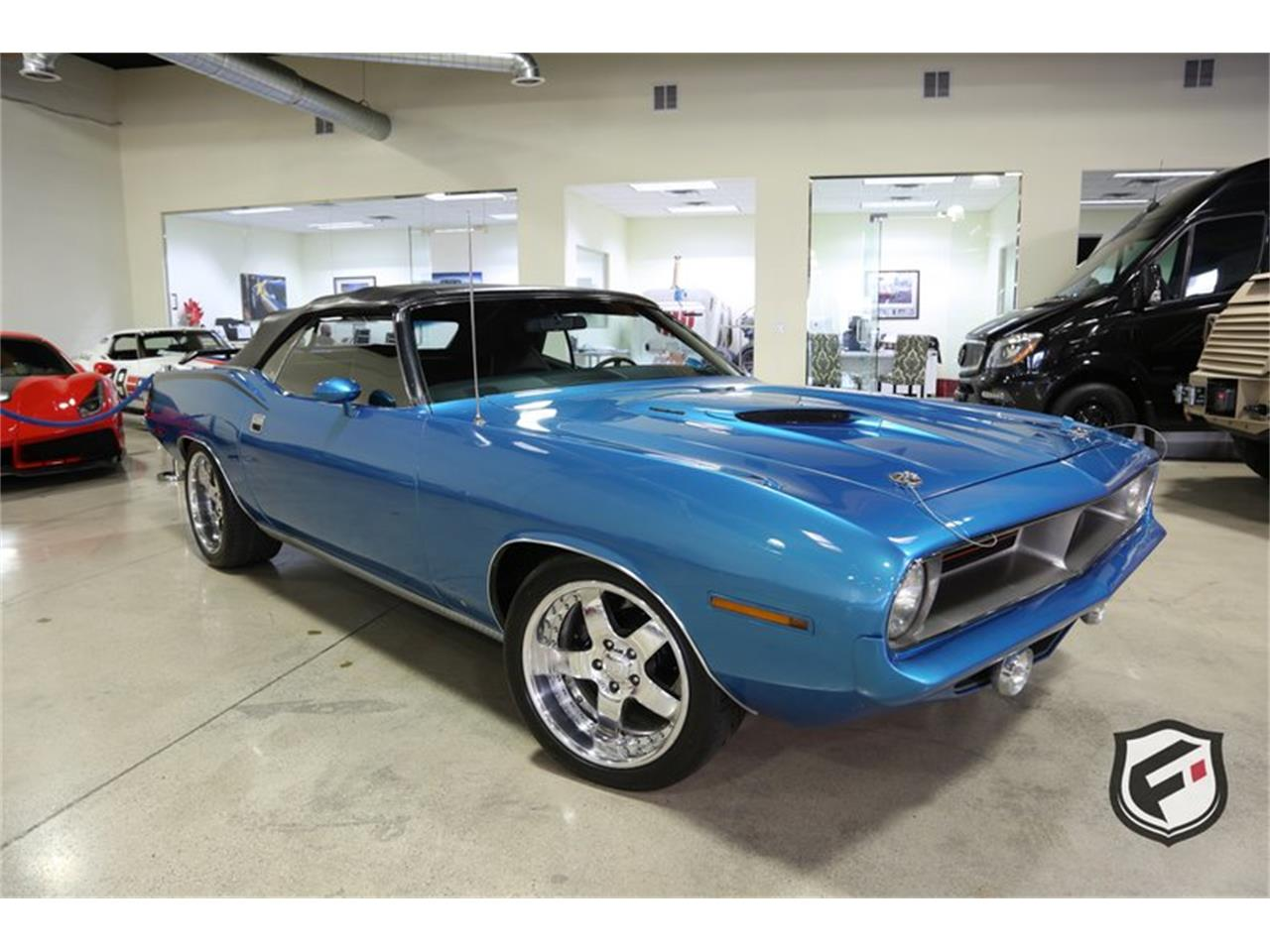 Large Picture of '70 Cuda - P4W1
