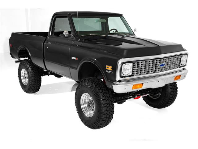 Picture of '72 Pickup - P4WG