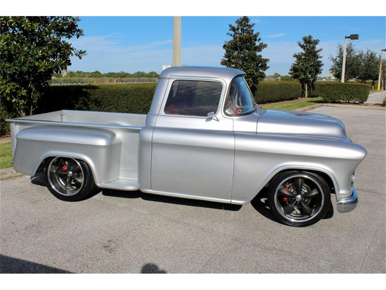 Large Picture of Classic 1957 Chevrolet 3100 located in Florida - P4WR