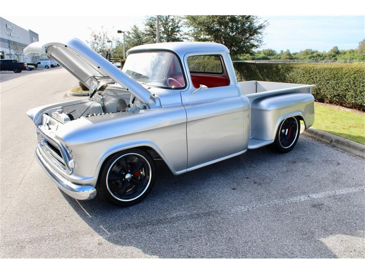 Large Picture of Classic '57 3100 Offered by Classic Cars of Sarasota - P4WR