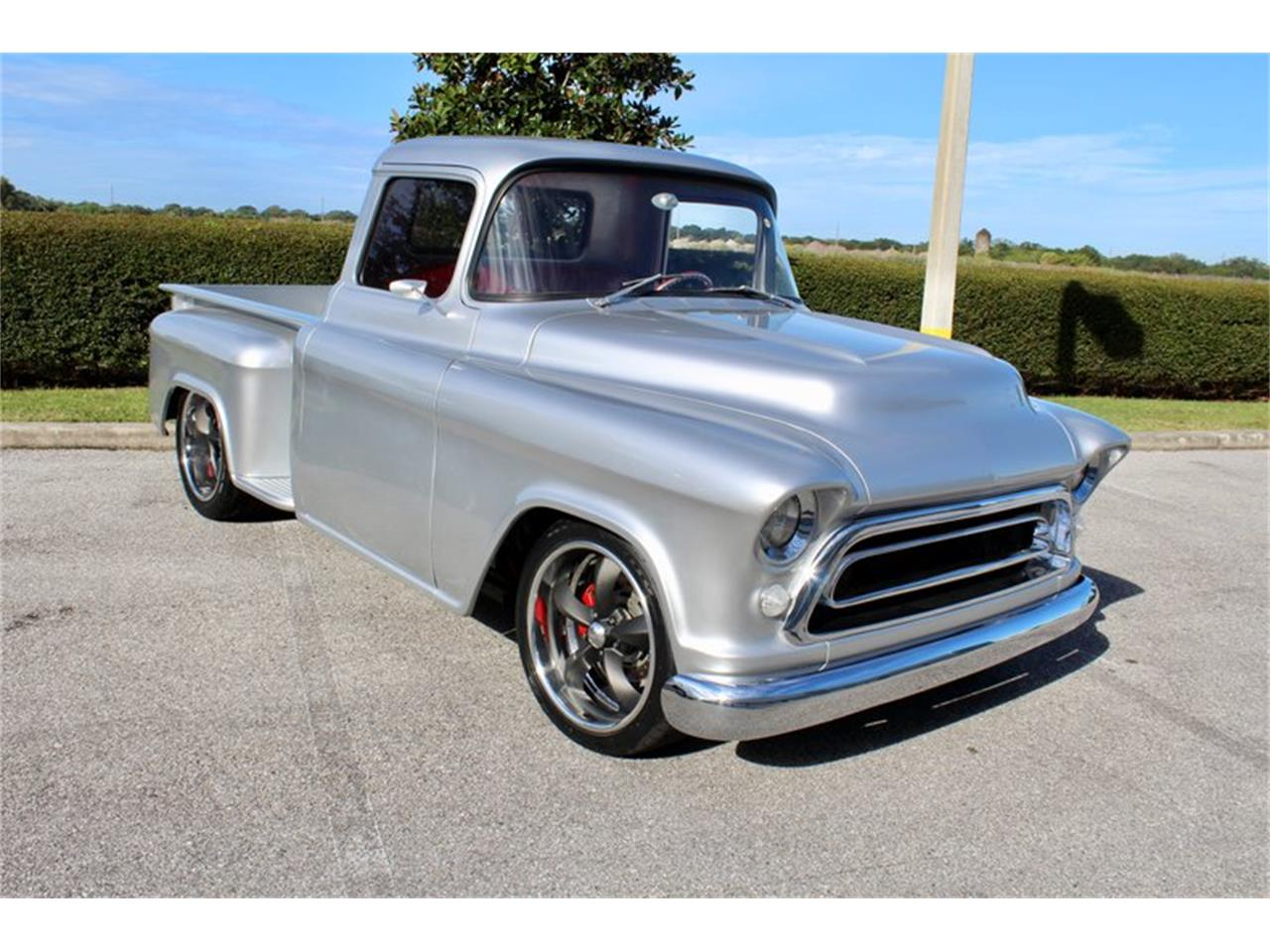 Large Picture of Classic '57 Chevrolet 3100 - $72,500.00 - P4WR